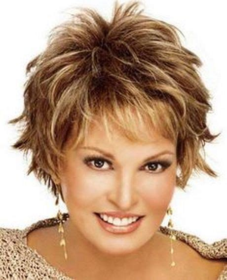 over 50 hair styles for women with double chin shag haircuts for women over 50 short shaggy hairstyles