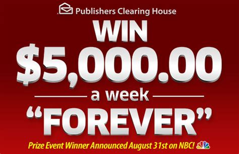 youbeauty keep reading if you d want to win quot forever quot milled - Nbc Pch Winner Announcement