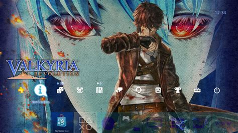 Kaset Ps4 Valkyria Revolution valkyria revolution gets free dlc content and playstation themes handheld players