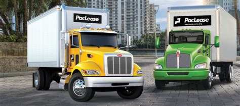 kenworth truck leasing truck rental and leasing paclease