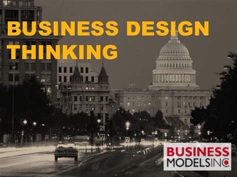 design thinking dc business models inc in washington dc business design
