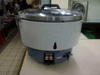 Rice Cooker Solid sentral gas harga rice cooker gas rinnai pemasak nasi gas