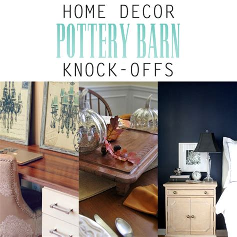Pottery Barn Home Decor by Home Decor Pottery Barn Knock Offs The Cottage Market