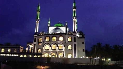 Bilal Masjid Bangalore Images masjid e eidgah bilal mosque in bannerghatta road photos