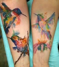 hummingbird watercolor tattoo 55 amazing hummingbird tattoo designs art and design