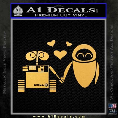 wall e stickers wall e and decal sticker 187 a1 decals