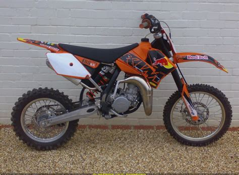 2005 Ktm 85 Sx Specs 2013 Ktm 85 Sx Motorcycle Review Top Speed Motorcycles