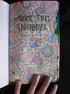 doodle list 198 bring this book in the shower with you from wreck this