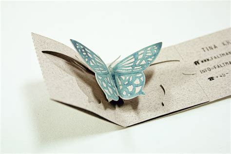 amazing pop up card templates amazing butterfly popup business card cardrabbit
