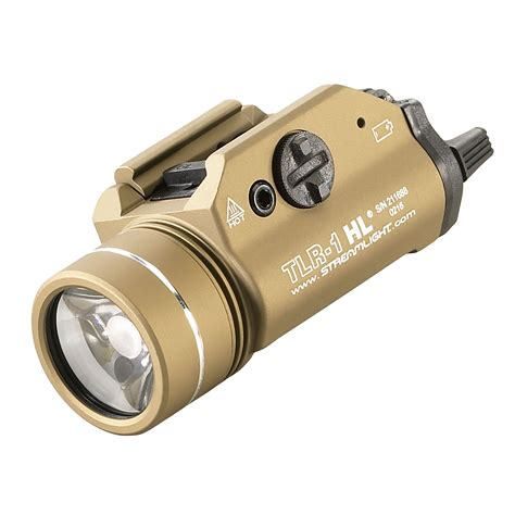 Tlr 1 Light by Streamlight Tlr 1 Hl Tactical Gun Mount Weapon Light