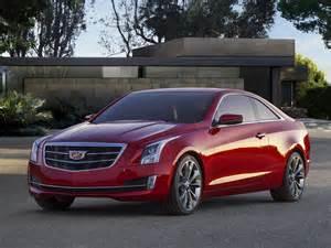 2015 Cadillac Ats Coupe News 2015 Cadillac Ats Coupe Unveiled Naias 2014