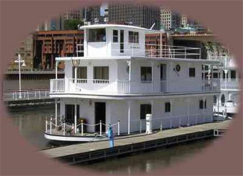 living on a boat on the mississippi river river cities floating communities about the developer