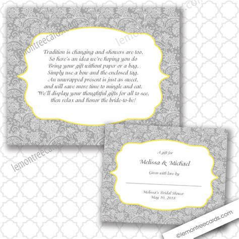 baby shower invitation wording for unwrapped gifts beautiful baby shower invitation gift request wording