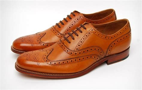 Handmade Goodyear Welted Shoes - handmade mens goodyear welted soles calf leather shoes