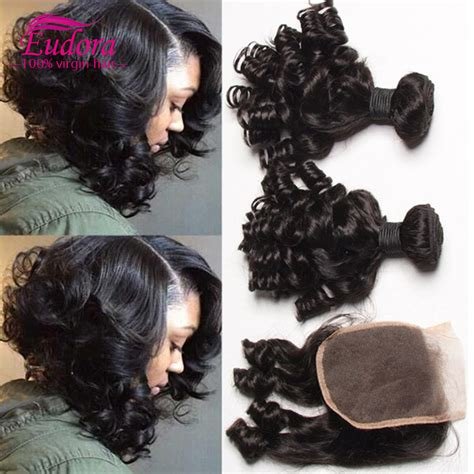3 bundles unprocessed 7a funmi hair