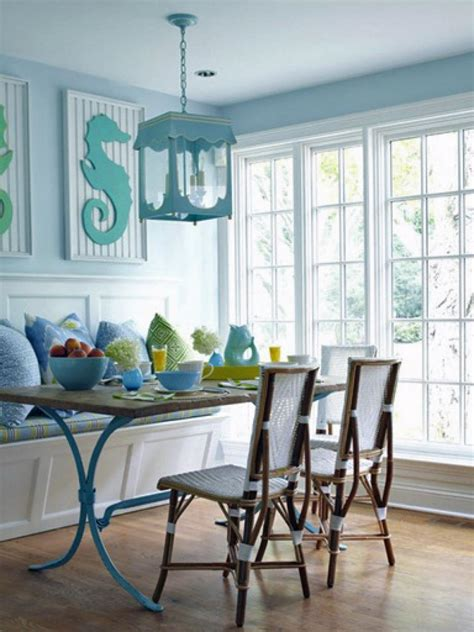 Coastal Living Dining Room Ideas by Coastal Kitchen And Dining Room Pictures Hgtv