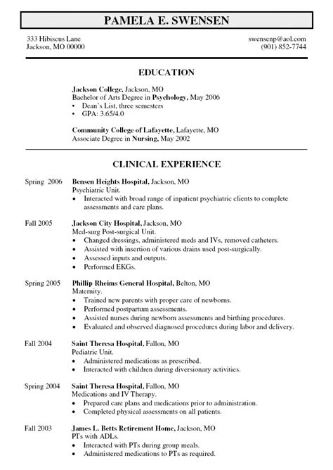 Resume Exles For Healthcare Workers Resume Templates Assistant Resume Templates