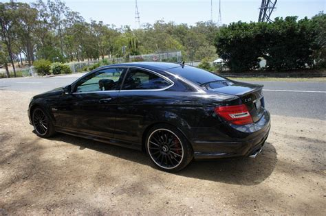 mercedes reviews mercedes c63 amg coupe review caradvice