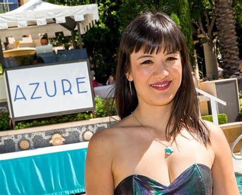 fiora singer songstress fiora blazes azure luxury pool at the palazzo