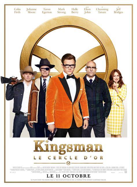 Film Streaming Kingsman 2 | kingsman le cercle d or film 2017 allocin 233