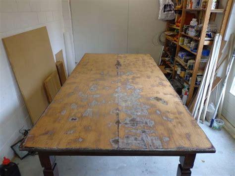 houten tafelblad opknappen uitzonderlijk eikenhouten tafel opknappen lm32