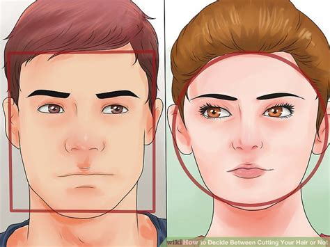 how to decide between cutting your hair or not with pictures how to decide between cutting your hair or not with pictures