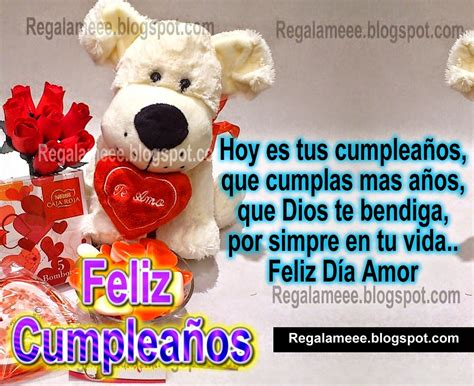 imagenes hermosas de cumpleaños de amor feliz cumplea 209 os amor tarjetas postales y frases de