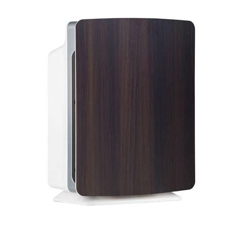 alen breathesmart espresso designer panel for breathesmart air purifier breathesmart