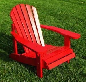 chaise adirondack pour enfant cedtek