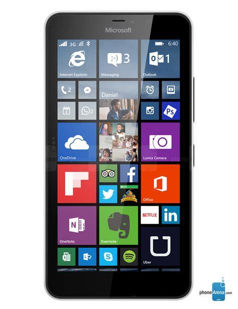 Microsoft Lumia640 Xl Microsoft Lumia 640 Xl Specs