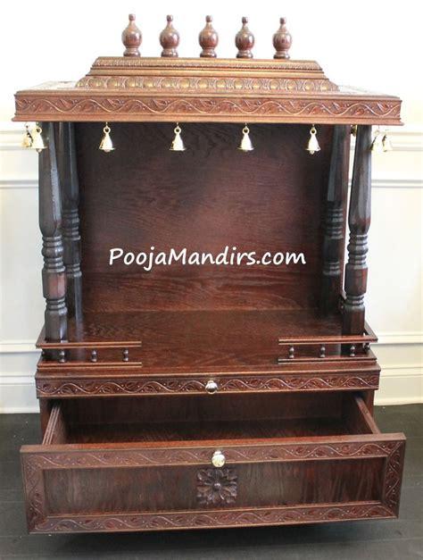 pooja mandir usa swathi collection open model pooja mandir pooja room design pooja