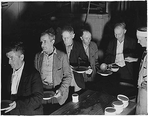 volunteers of america soup kitchen wdc great depression