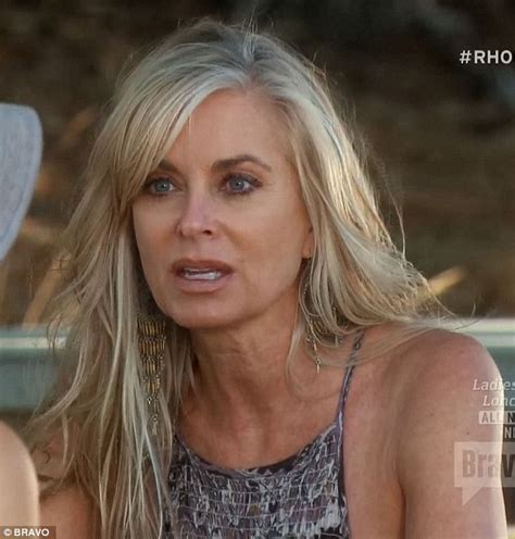 eileen davis real housewives hair style dorit kemsley clashes with eileen davidson on the real
