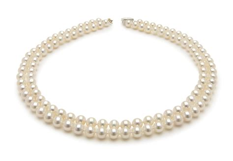 japanese akoya cultured strand pearl necklace