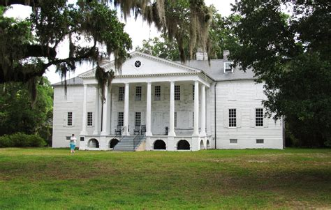 Planters In The South by File Hton Plantation South Facade Sc1 Jpg Wikimedia
