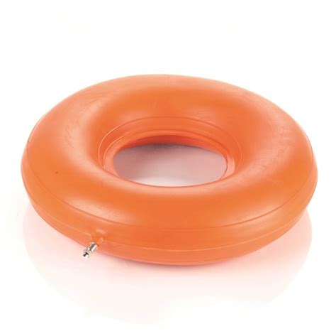 cuscino per piaghe da decubito cuscino in gomma gonfiabile rotondo per decorsi post
