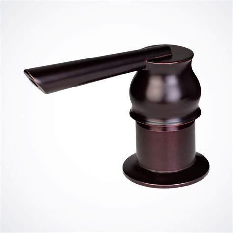 bronze sink soap dispenser new oil rubbed bronze soap dispenser for kitchen bathrooom