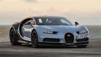 When Did Bugatti Start 2018 Bugatti Chiron Drive Record Wrecker