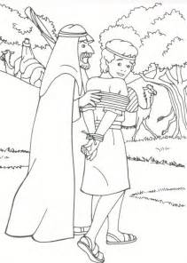 joseph sold slavery coloring pages gospel