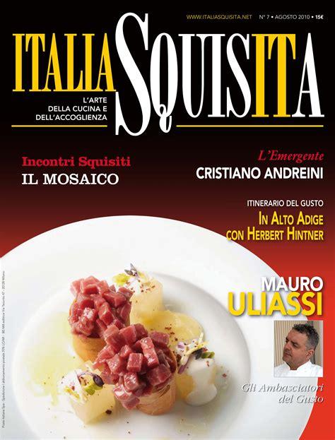 rivista cucina riviste di cucina italiasquisita italiasquisita net