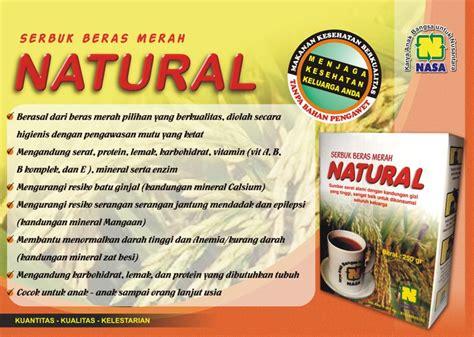 Diskon X Nassa serbuk beras merah dokter untuk indonesia