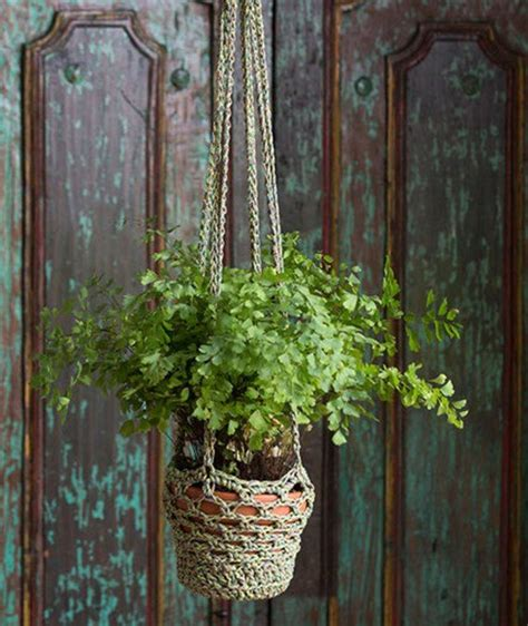 Plant Hanger Pattern - 17 best ideas about plant hangers on macrame