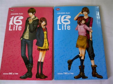 Komik Second Bekas Time To Become Lover Lengkap Murah Meriah Bagus 16 1 2 t aikawa saki 9 500 19 000 sold