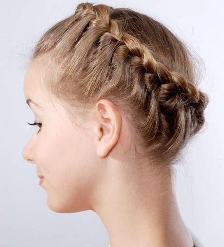 Wedding Hairstyles By Esther Kinder by Haare Geflochten