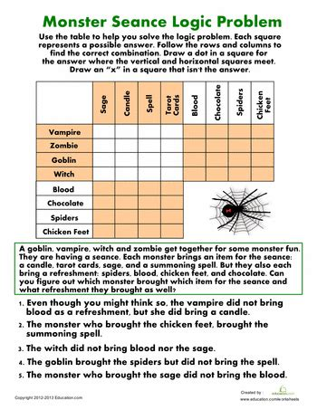 printable logic puzzles middle school printable logic puzzles for 5th grade logic puzzles