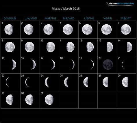 Calendario Lunar 2015 Mexico Calendario Lunar