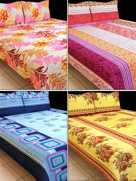 best brand bed sheets buy luxury queen fab 4 double bedsheets 4bs1 online at