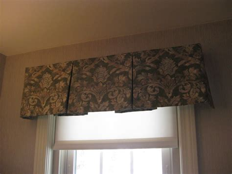Box Pleat Valance Pattern valances
