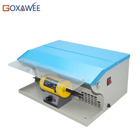 bench grinder dust collector 220v polishing machine with dust collector mini polishing