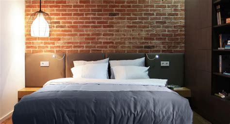 brick wall bedroom design brick wall bedroom home design photos walls faux plus